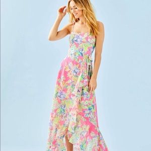 Lilly anni maxi dress squeeze the day